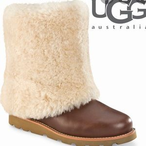**Brand NEW** UGG Chestnut Maylin boot size 7